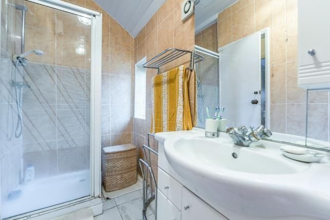 Shower Room of Forest Road, Southport, Merseyside, England PR8