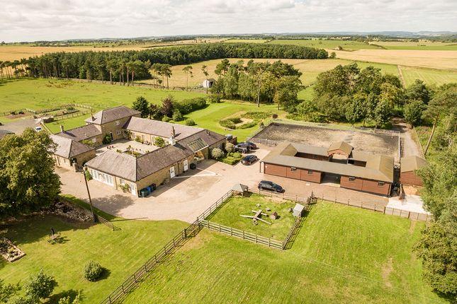 Thumbnail Barn conversion for sale in The Courtyard, Wallridge, Ingoe, Northumberland