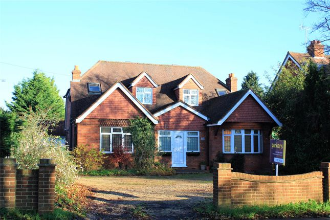 Thumbnail Detached house for sale in Reading Road, Woodley, Reading, Berkshire