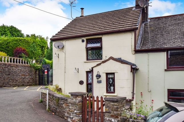Thumbnail Cottage for sale in Castle Hill, Gelligaer, Hengoed