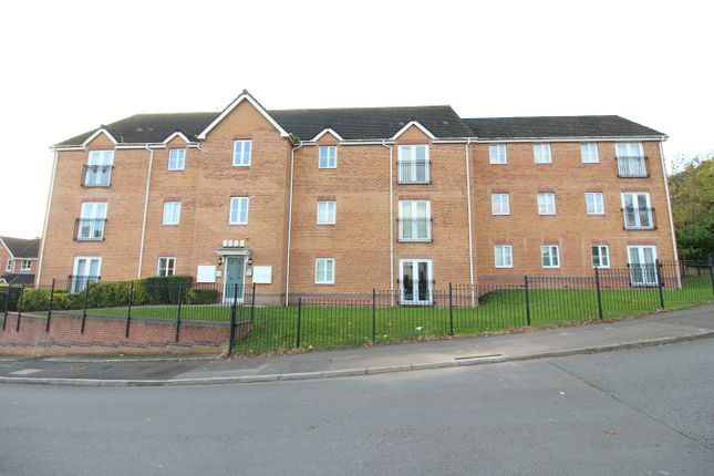 Thumbnail Flat for sale in Bishpool View, Newport