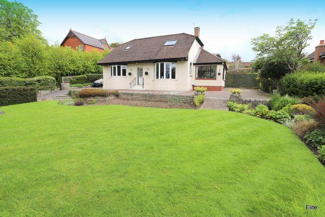 Thumbnail Detached house for sale in Nevilles Cross Bank, Durham City, Durham
