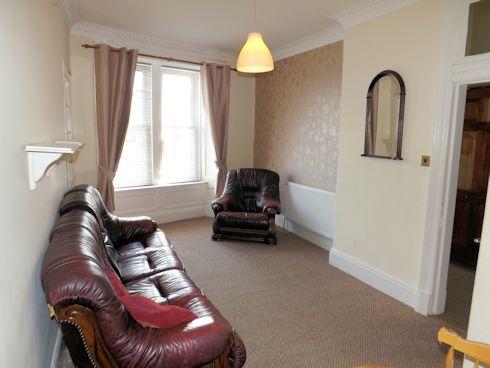 Thumbnail Flat for sale in Burnbank Street, Campbeltown