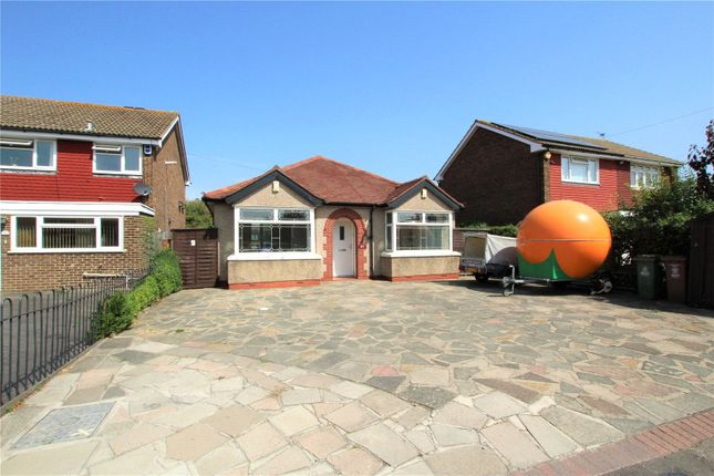 Thumbnail Bungalow for sale in Blackfen Road, Sidcup, Kent