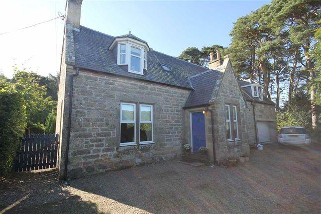 Thumbnail Detached house for sale in Linkwood Farm Cottages, Elgin
