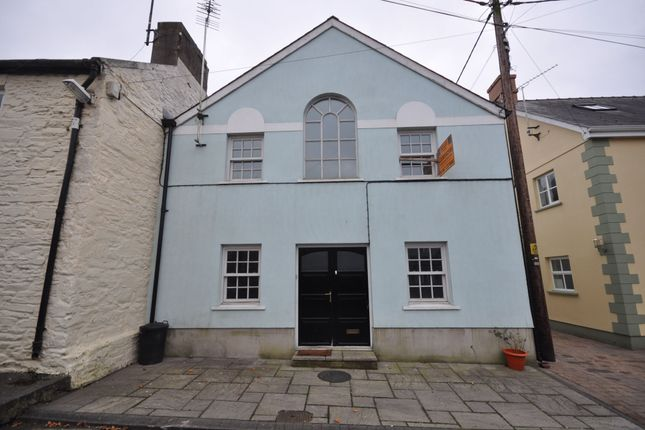 Thumbnail Barn conversion to rent in Old Chapel House, Newbridge Road, Laugharne SA33 4Sh