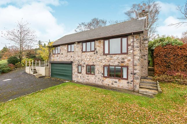 Thumbnail Detached house for sale in Halls Road, Mow Cop, Stoke-On-Trent