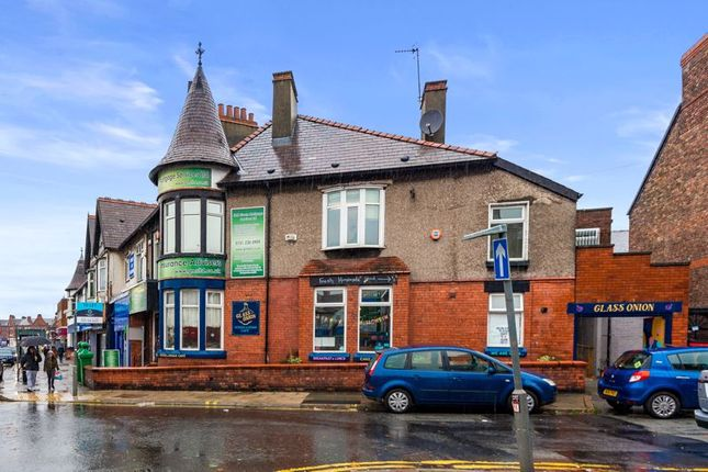Thumbnail Retail premises for sale in Allerton Road, Mossley Hill, Liverpool