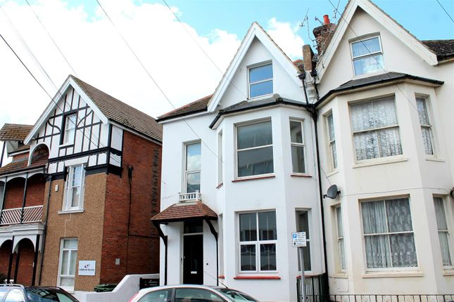 Thumbnail Flat to rent in Wilton Road, Bexhill-On-Sea