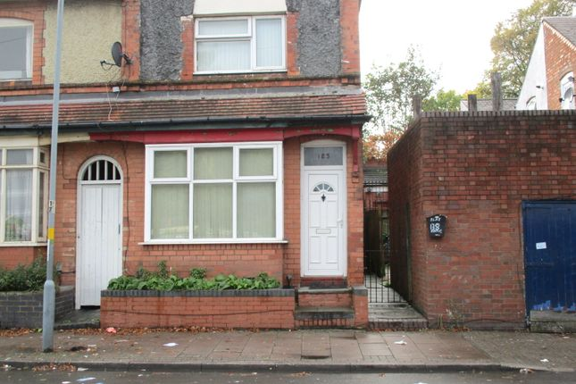 Thumbnail Flat to rent in Finch Road, Lozells