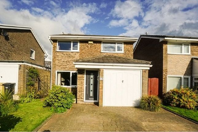 Thumbnail Detached house for sale in Greenbarn Way, Blackrod, Bolton