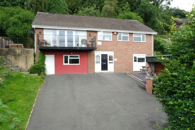Thumbnail Detached house for sale in Brynwood Drive, Newtown, Powys