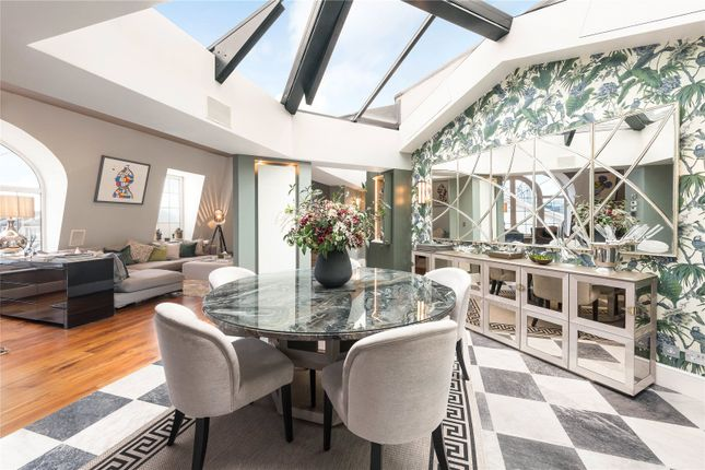 4 bed flat for sale in Carlyle Court, Chelsea Harbour, London SW10