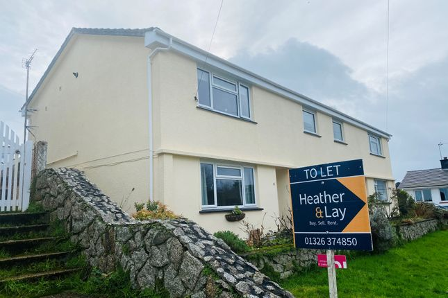 Front of Ferndale Road, Falmouth TR11
