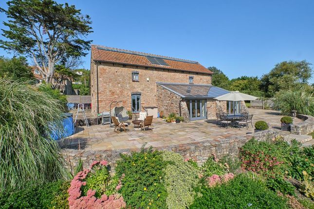 Thumbnail Barn conversion for sale in Sevier Road, Loxton, Axbridge