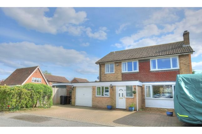 Thumbnail Detached house for sale in Bentley Road, Norwich