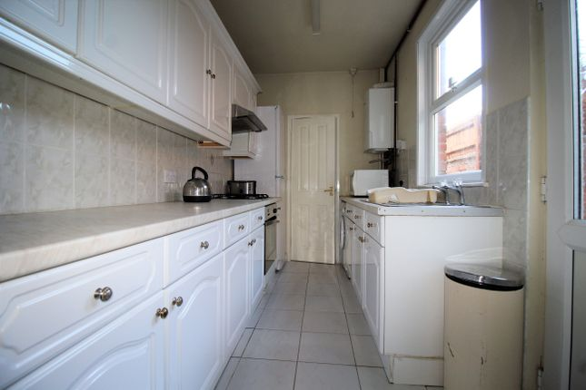Thumbnail End terrace house to rent in Kirby Road, Earlsdon, Coventry
