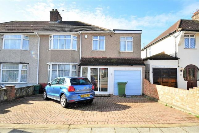 Thumbnail Semi-detached house for sale in Langdale Crescent, Bexleyheath