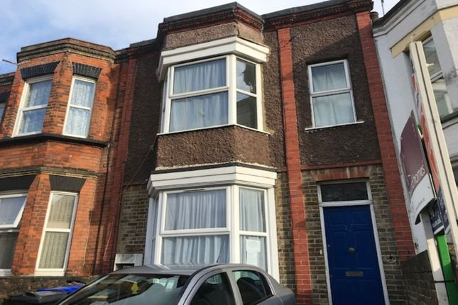 Thumbnail Terraced house to rent in Eaton Road, Margate