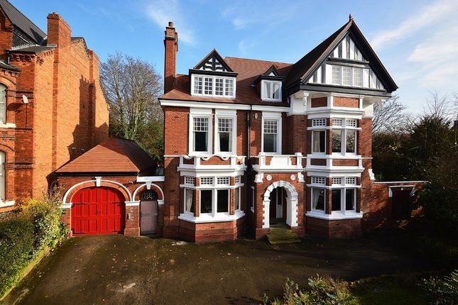 Thumbnail Detached house for sale in Meadow Road, Edgbaston, Birmingham