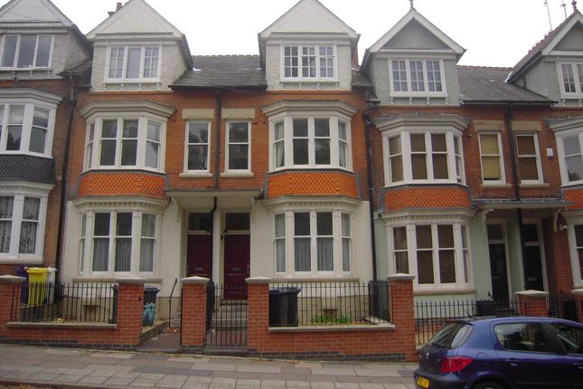 Thumbnail Terraced house to rent in Wentworth Road, Leicester