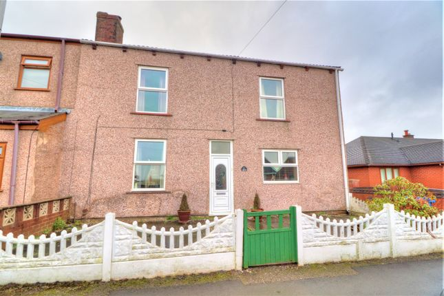 Thumbnail End terrace house for sale in Thomas Street, Hindley Green, Wigan