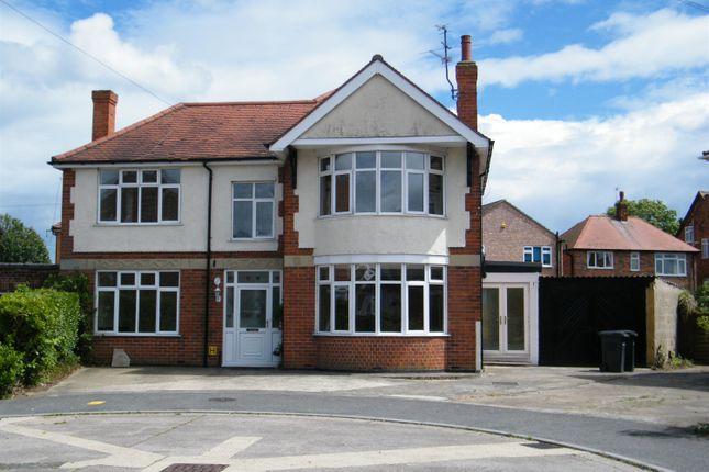 Thumbnail Detached house for sale in Sunningdale Close, Skegness, Lincs