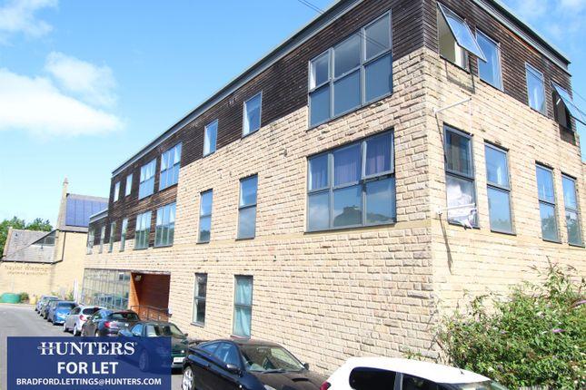 Thumbnail Flat to rent in Salem Street, Bradford