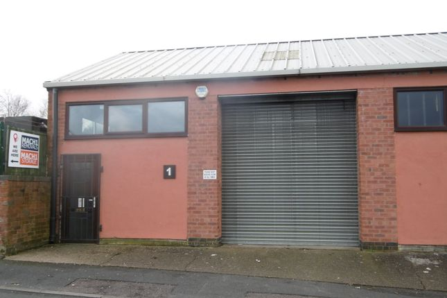 Thumbnail Light industrial to let in Thompson Street, Chesterfield