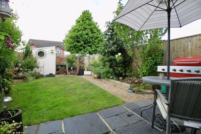 Garden of Whites Road, Southampton SO19