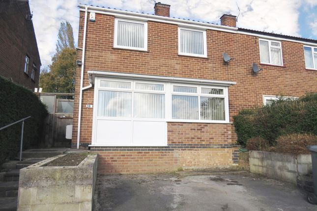 Thumbnail Semi-detached house to rent in Austen Avenue, Littleover, Derby