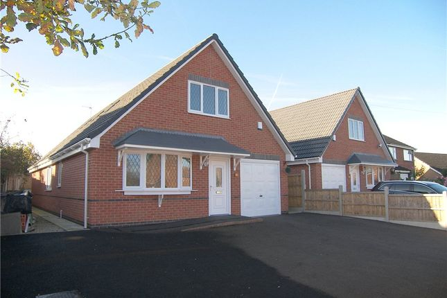 Thumbnail Detached bungalow for sale in The Hamlet, South Normanton, Alfreton