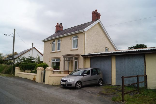 Thumbnail Detached house for sale in Penboyr, Carmarthenshire