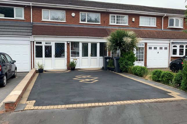 Thumbnail Terraced house for sale in Tyler Grove, Great Barr