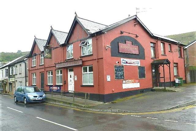 Thumbnail Pub/bar for sale in Miskin Road, Mountain Ash