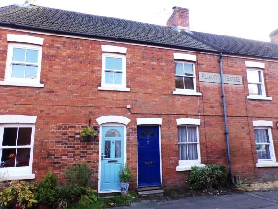 Thumbnail Terraced house for sale in New Street, Ringwood