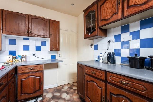 Kitchen of London Terrace, Darwen, Blackburn, Lancashire BB3