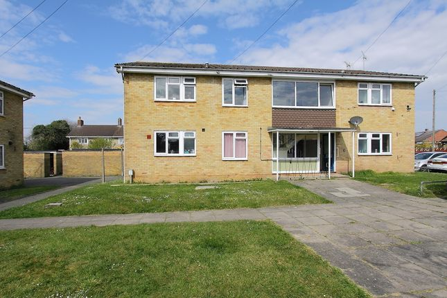 Thumbnail Flat for sale in Pound Close, Over Wallop, Stockbridge