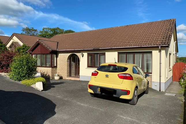 Thumbnail Bungalow for sale in Springfield Park, Narberth, Pembrokeshire