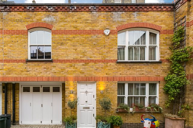 Thumbnail Mews house for sale in Onslow Mews West, South Kensington, London