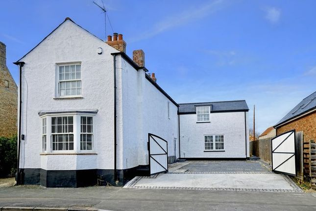Thumbnail Detached house for sale in Church Street, Stilton, Peterborough