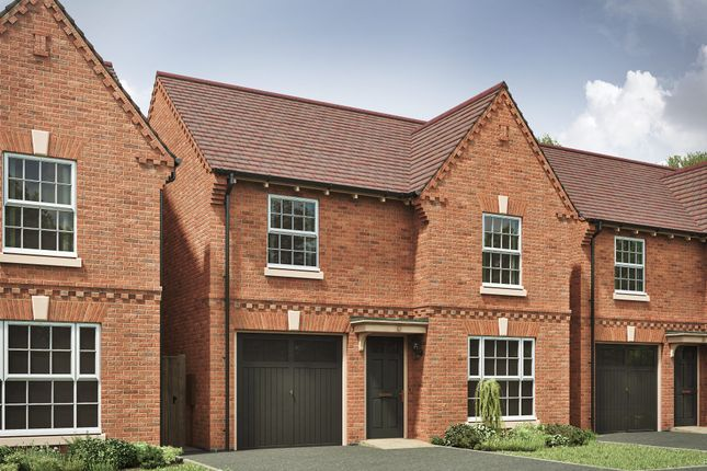 """3 bed detached house for sale in """"The Alford Georgian 4th Edition"""" at Grange Road, Hugglescote, Coalville LE67"""