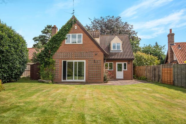 Thumbnail Detached bungalow for sale in Holgate Road, North Walsham