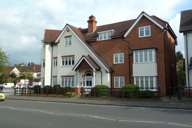 Thumbnail Flat to rent in Jockey Road, Sutton Coldfield