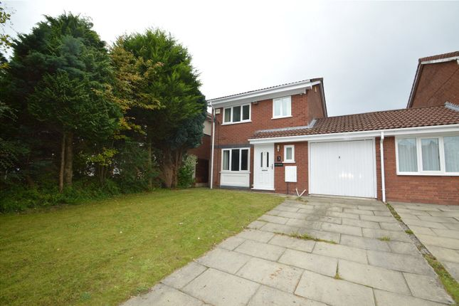 Thumbnail Detached house to rent in St. Aidans Close, Radcliffe, Manchester