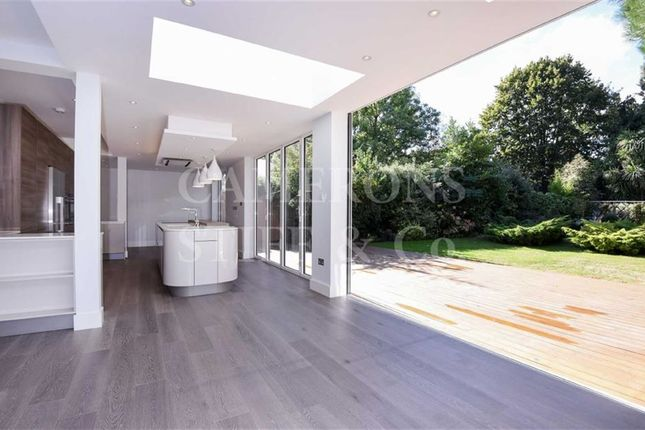 Thumbnail Flat for sale in Coverdale Road, Brondesbury Park, London