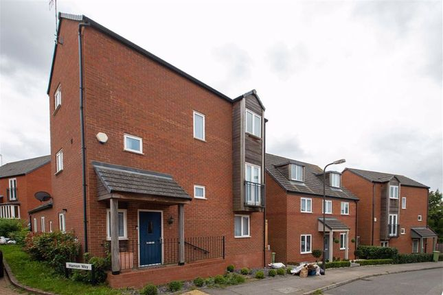 Thumbnail Detached house to rent in Turneys Drive, Wolverton Mill, Milton Keynes