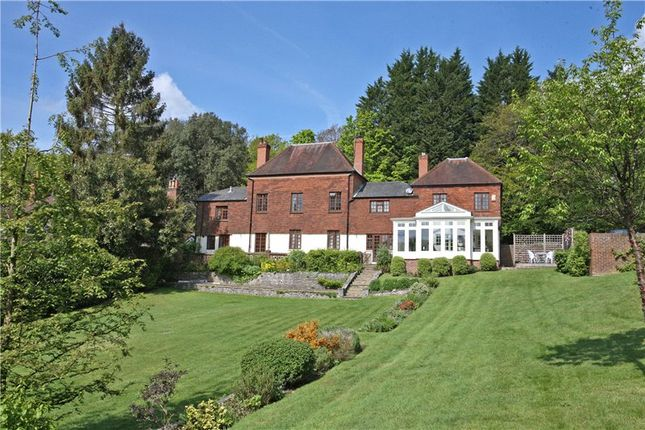 Thumbnail Detached house for sale in Greenhill Road, Great Austins, Farnham, Surrey