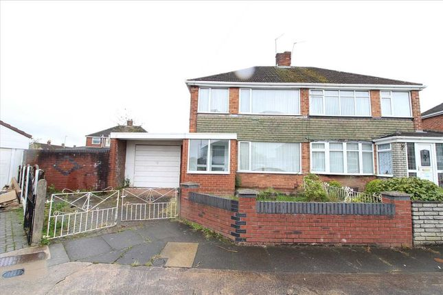 Thumbnail Semi-detached house for sale in Pine Close, Kirkby, Liverpool