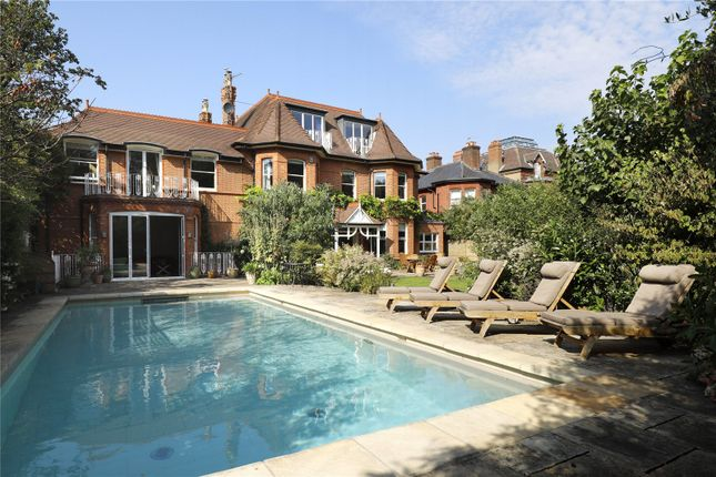 Thumbnail Detached house for sale in Routh Road, London